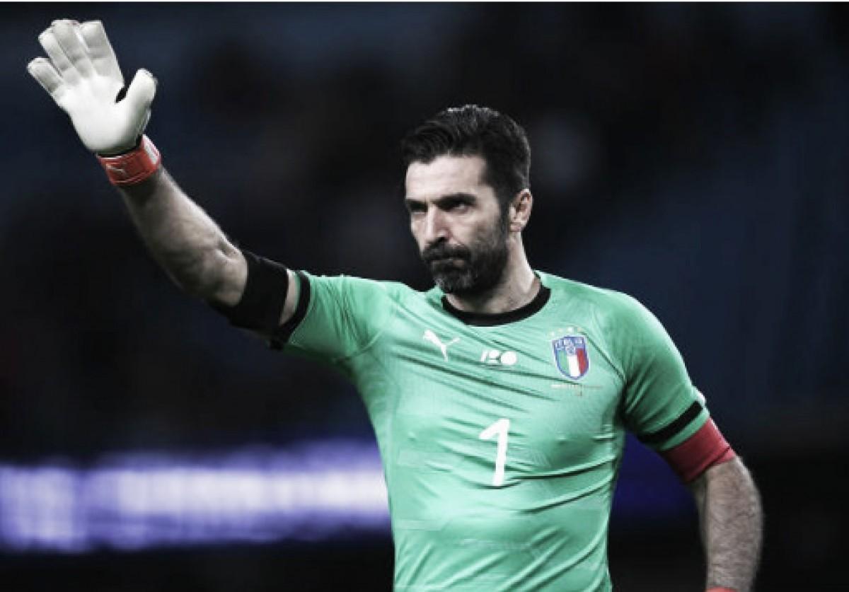 Buffon tem boa atuação, mas Argentina faz dois gols no segundo tempo e vence Itália