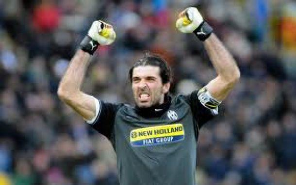 """Buffon: """"Un grande traguardo, ci rende onore"""""""