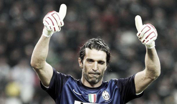 """Buffon: """"Spero che il Parma possa tornare al più presto in Serie A"""""""