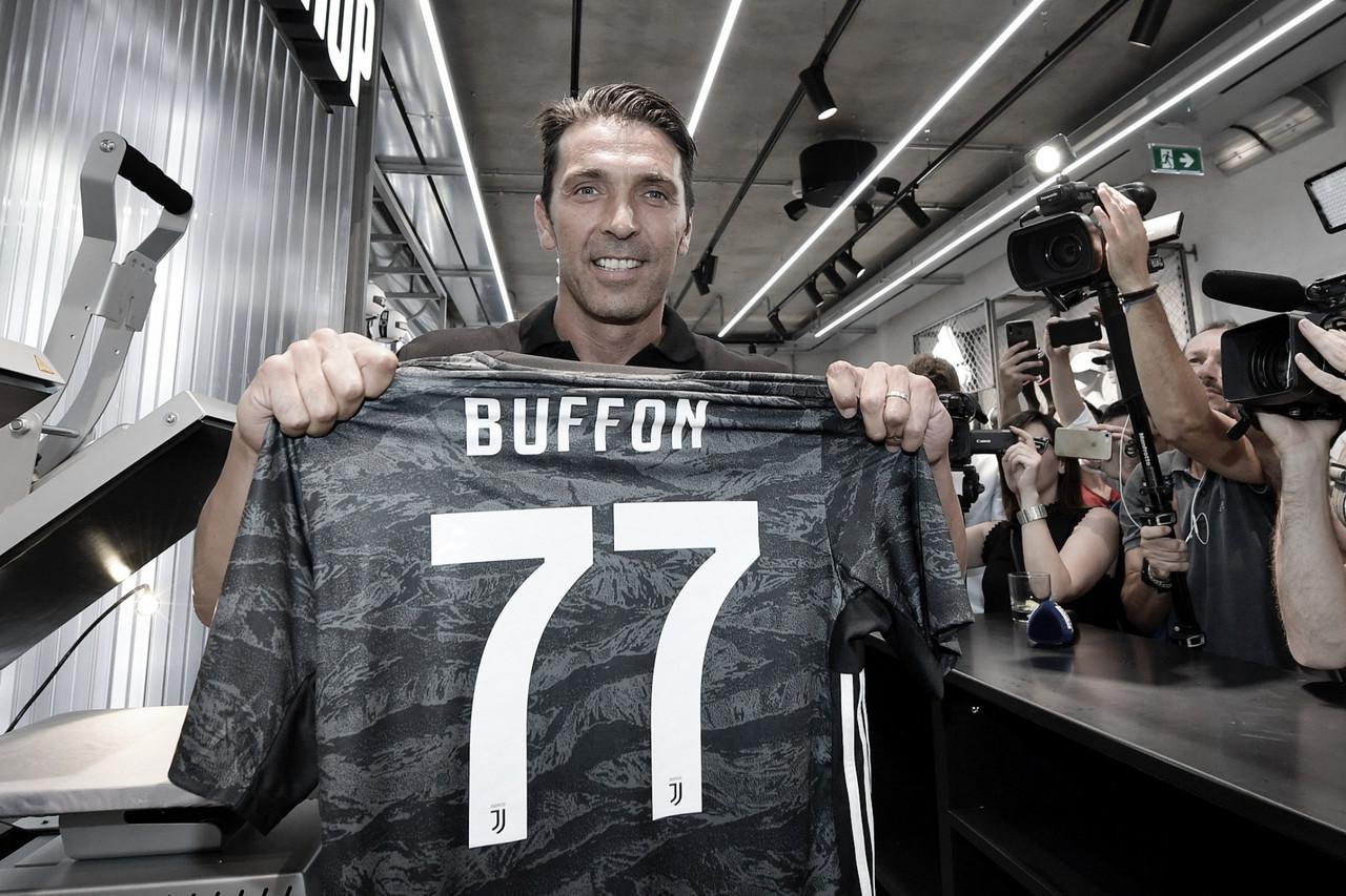 La movida de pases de la Juventus