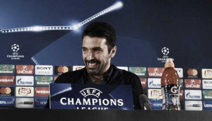 """La carica di Buffon: """"Juve e Monaco hanno dei valori. L'esperienza può venirci incontro"""""""