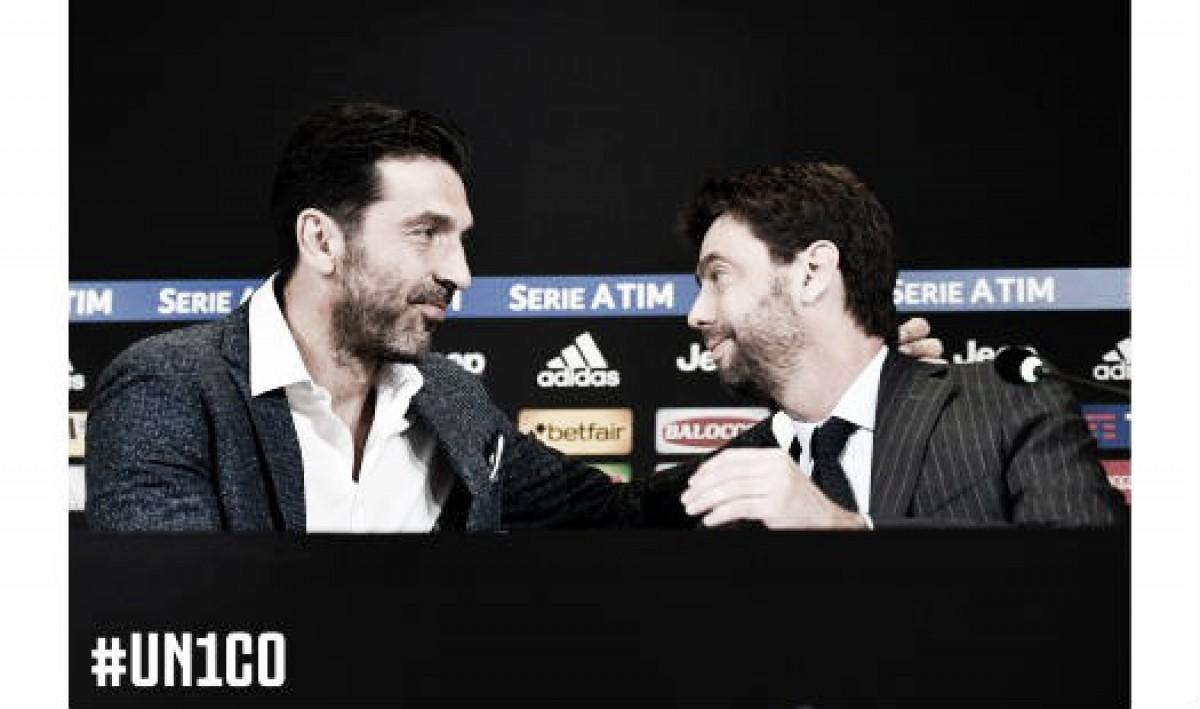 """Gianluigi Buffon: """"el del sábado será mi último partido con la Juventus"""""""