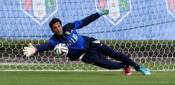 """Mondiali, Buffon: """"Contro l'Uruguay serviranno cuore caldo e testa fredda, ma l' Italia c'è """""""