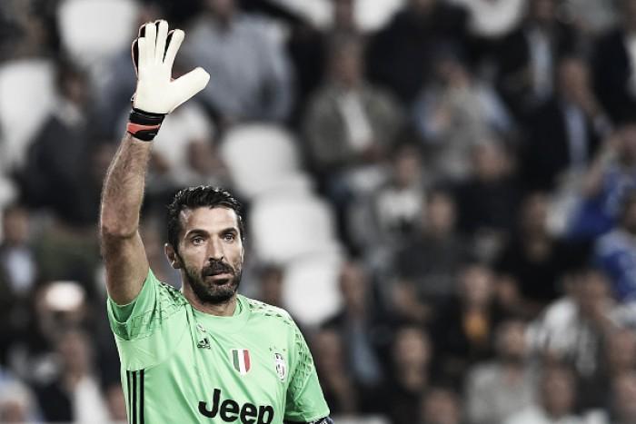 """Buffon condena derrota da Juventus: """"Um time como o nosso não pode perder esses jogos"""""""