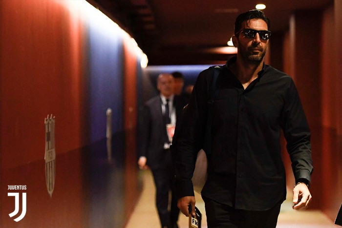 """Italia, Buffon non si nasconde: """"Arriviamo in Russia, poi sogno di vincere ancora"""""""