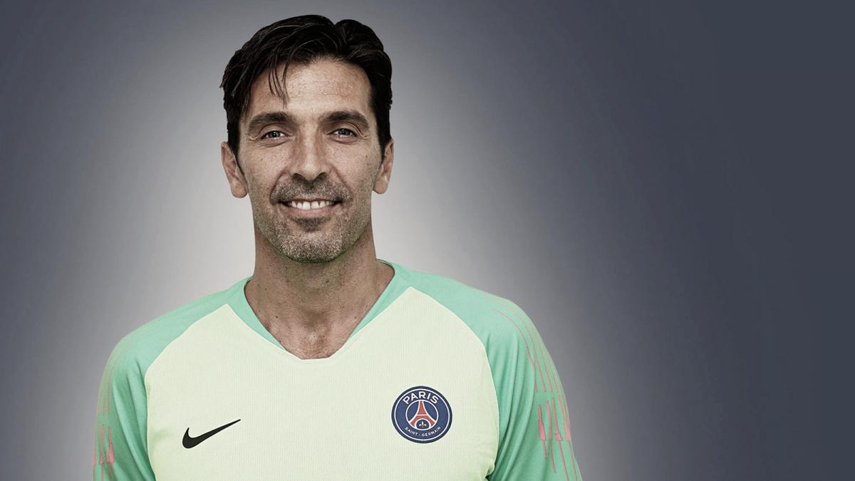 Aos 40 anos, Buffon assina com Paris Saint-Germain por uma temporada