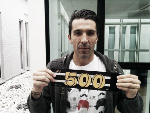 O fiel caso de Gigi Buffon