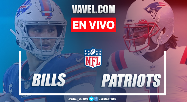 Resumen y Touchdowns del Buffalo Bills 38-9 New England Patriots en NFL 2020