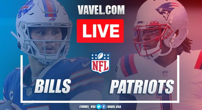 Highlights and Touchdowns: Buffalo Bills 38-9 New England Patriots, 2020 NFL