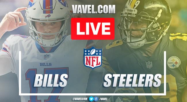 Highlights and touchdowns: Buffalo Bills 17-10 Pittsburgh Steelers, 2019 NFL Season