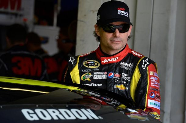 NASCAR : Gordon obtient une place dans le Chase !