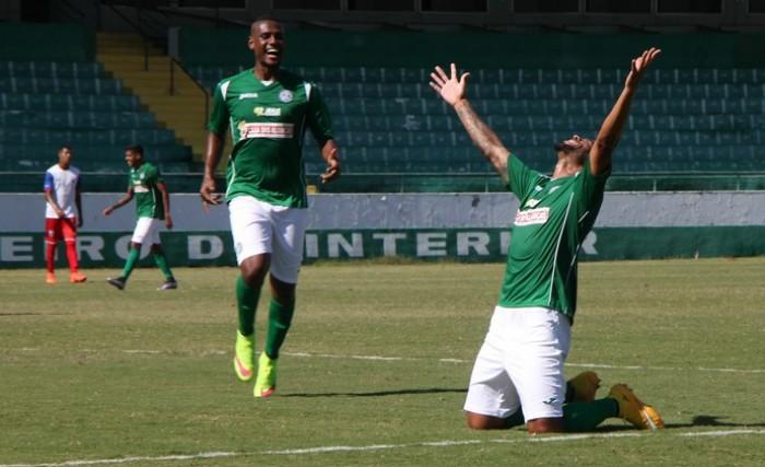 Resultado Guarani x ASA no Campeonato Brasileiro Série C 2016