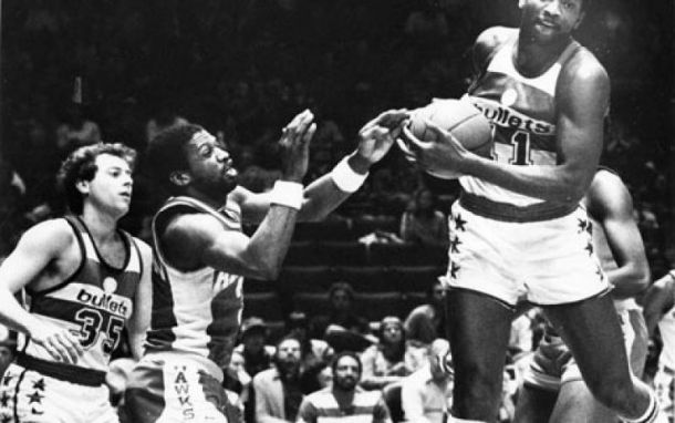 Hawks-Wizards: A Playoff History