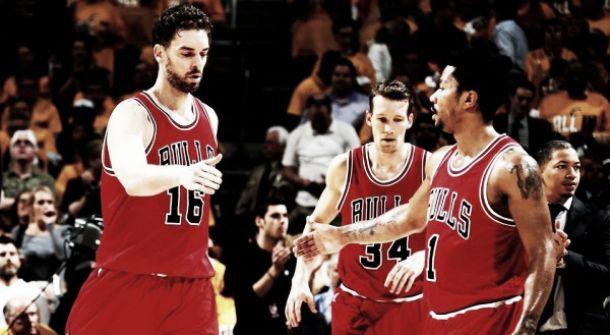 Los Bulls asaltan el Quicken Loans Arena