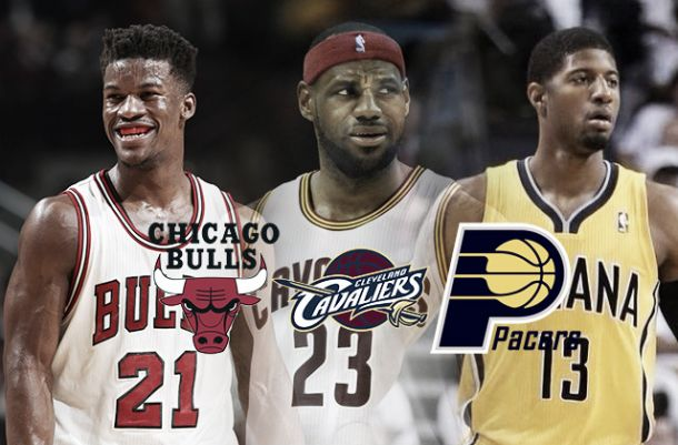 Nba preview, ep. 5: Cleveland Cavaliers, Chicago Bulls e Indiana Pacers