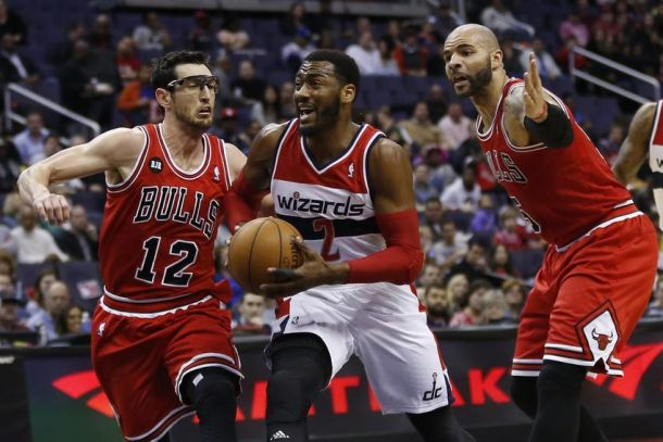 Wizards killer: 4-1, Bulls a casa