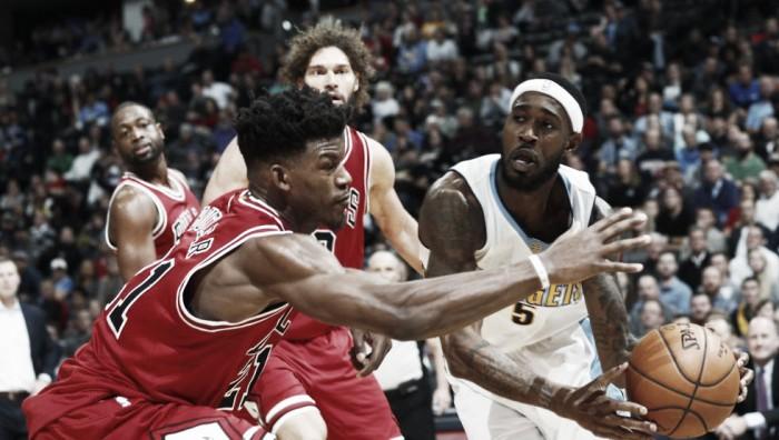 El rookie Jamal Murray lideró la victoria de los Nuggets