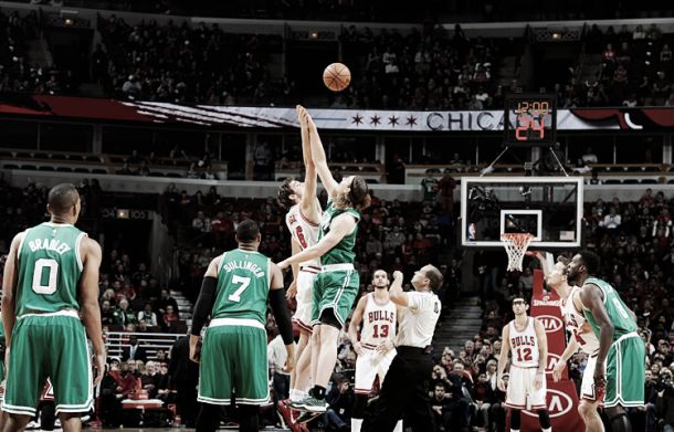Boston Celtics vs Chicago Bulls en vivo y en directo online
