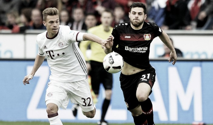 Bundesliga 2017/18, Bayern e Bayer aprono. Domani Wolfsburg-Dortmund e Schalke-Lipsia