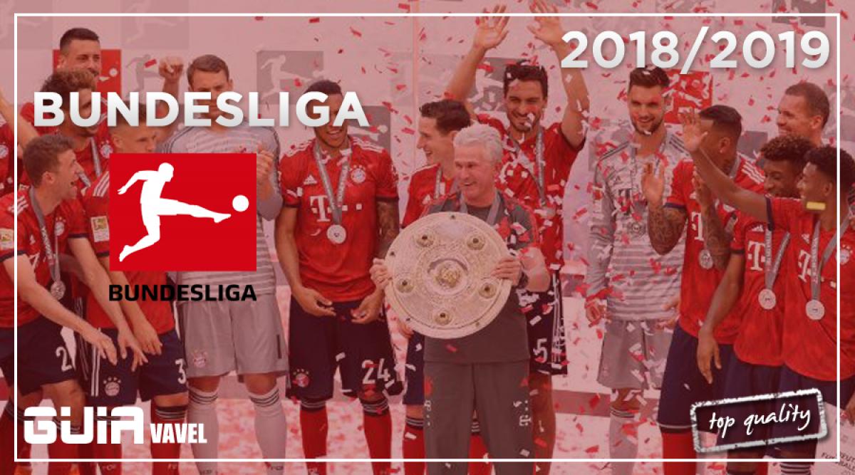 Guía VAVEL Bundesliga 2018/19: ¿La séptima para el Bayern?
