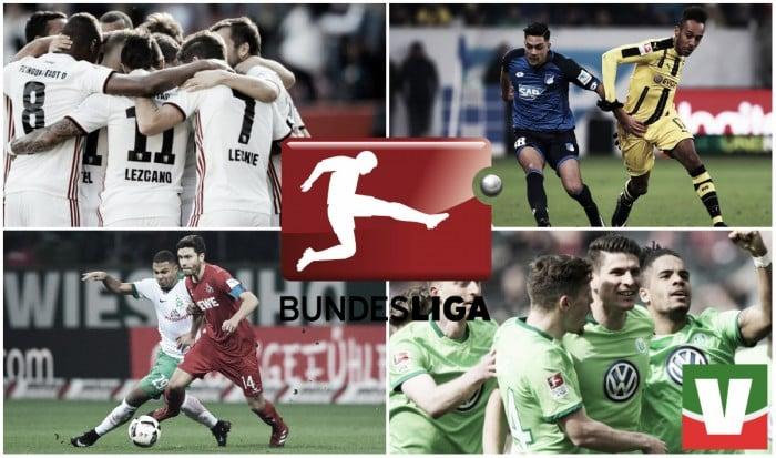 Bundesliga - La situazione di classifica a due giornate dal termine