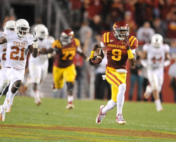 Iowa State Loses Quenton Bundrage For Year