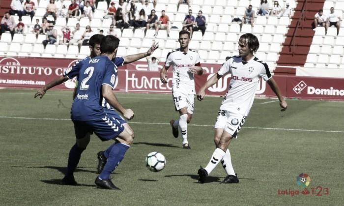 Un duro golpe de realidad para el Lorca FC