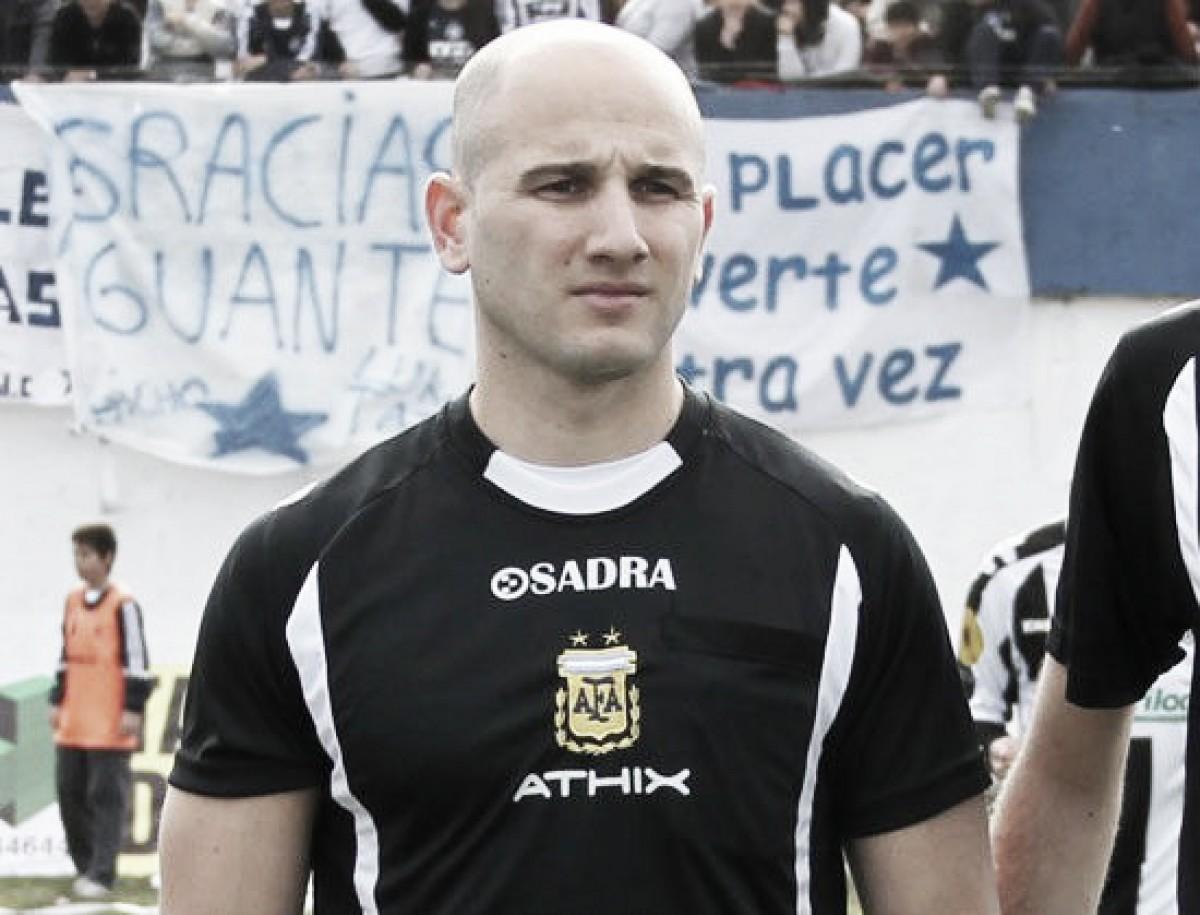 Bruno Bocca hará su debut en la máxima categoría