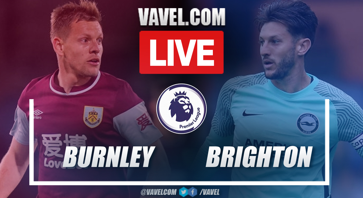 Highlights and goals: Burnley 1-2 Brighton in Premier League Match