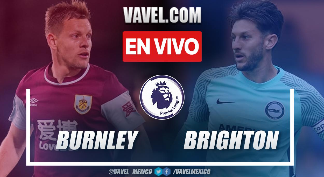 Resumen y goles: Burnley 1-2 Brighton en Premier League