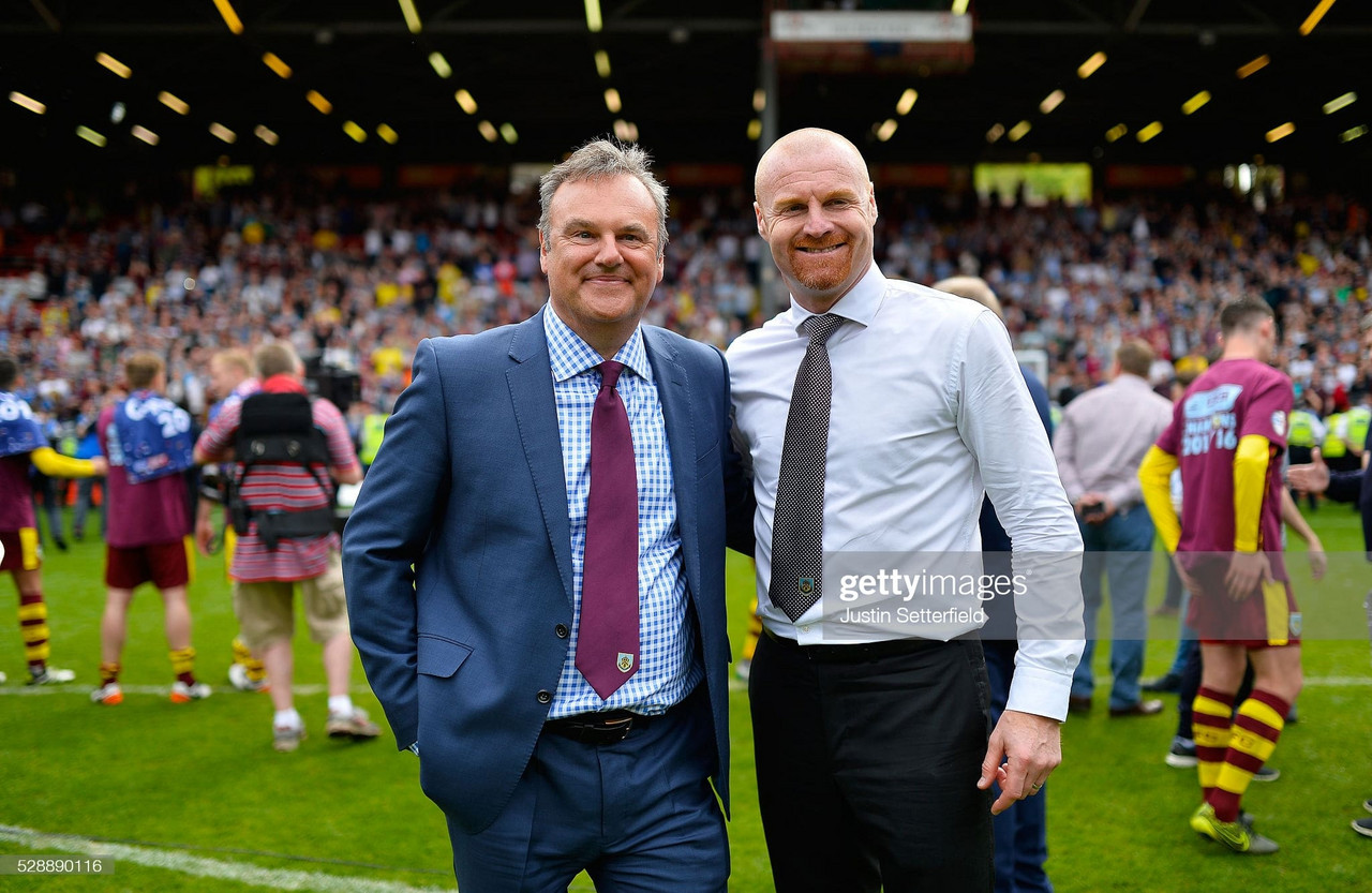 Mohamed El Kashashy and Chris Farnell pulling out is good for Burnley