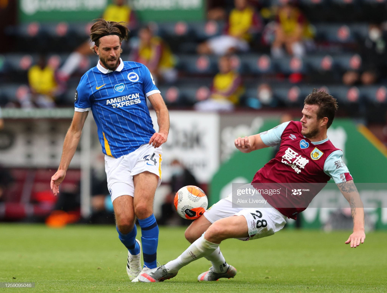 Brighton & Hove Albion vs Burnley Preview:Can Burnley get their first Premier League victory of the season?