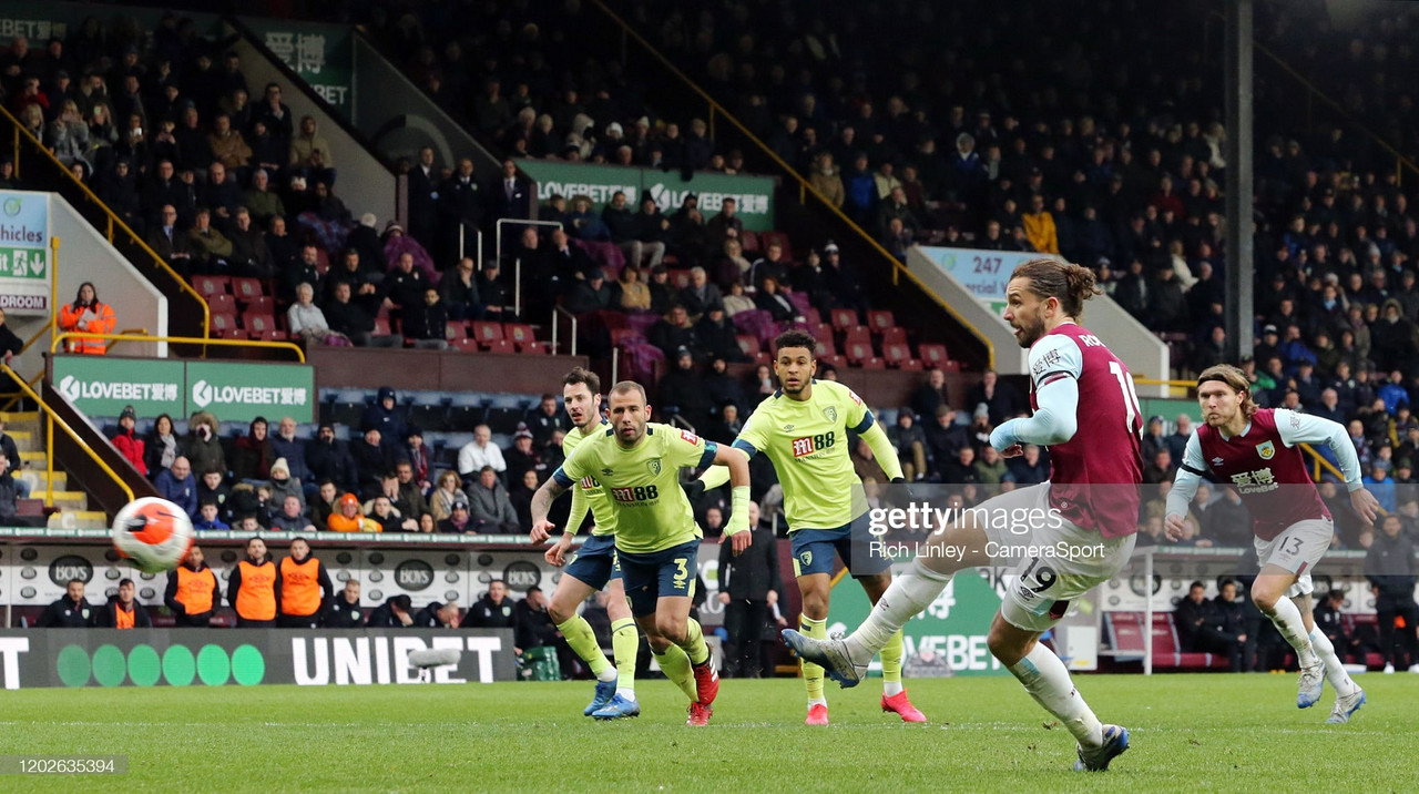 Burnley vs Bournemouth: Surridge and Stanislas fire Cherries to the Quarter Finals of the FA Cup - As it Happened.