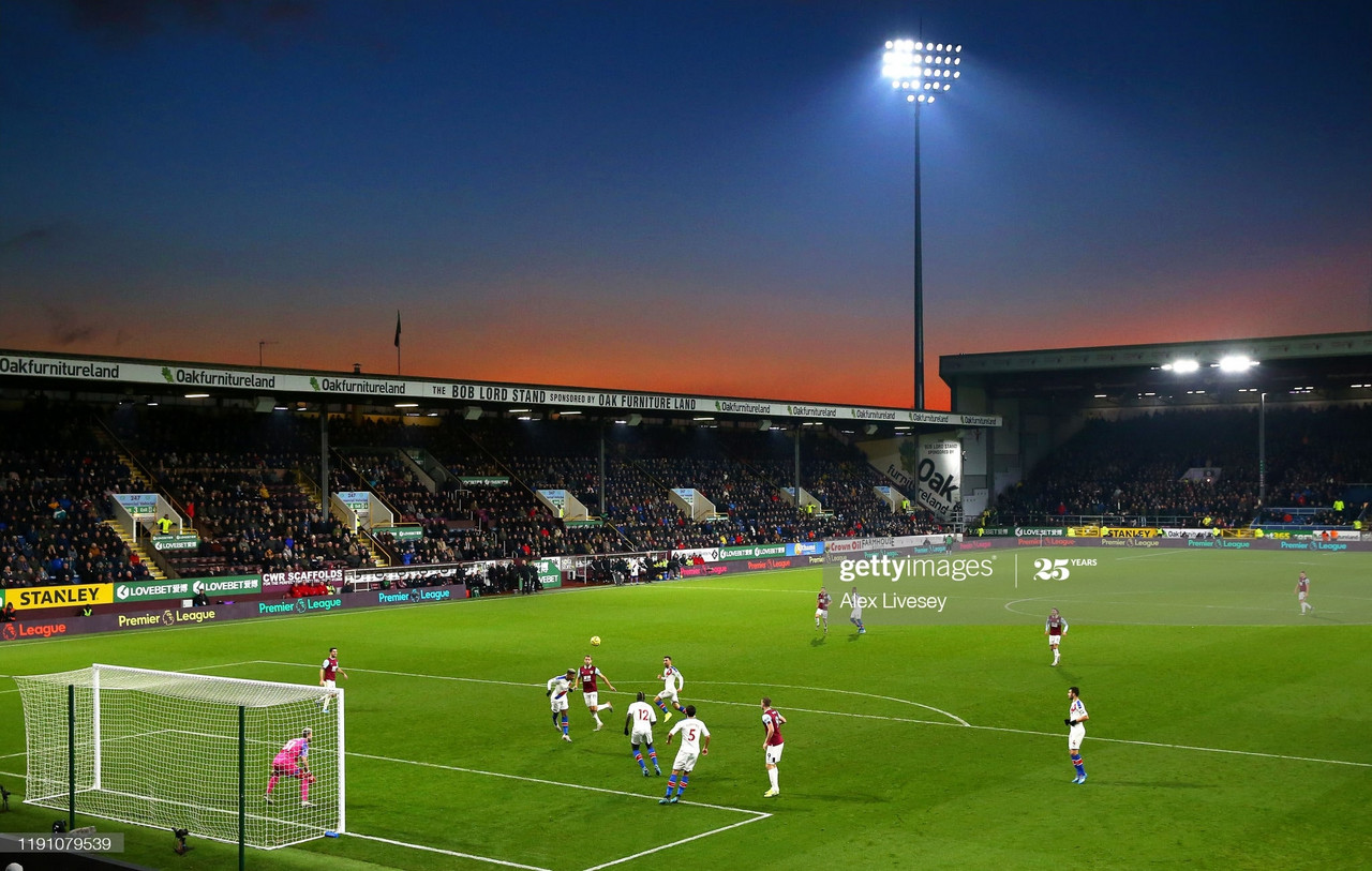 Burnley vs Crystal Palace preview: Will Burnley make Turf Moor their 'Happy Place' once again?