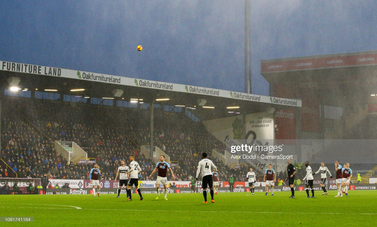 Burnley vs Fulham: Match postponed due to Coronavirus cases in Cottagers camp