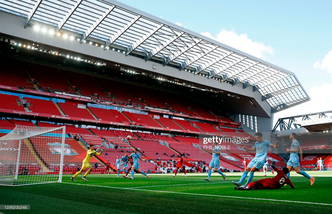 Liverpool vs Burnley: Live Stream, Score Updates and how ...