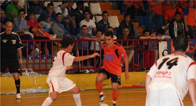 Sala 5 Martorell fuerza el tercer partido venciendo al Burela