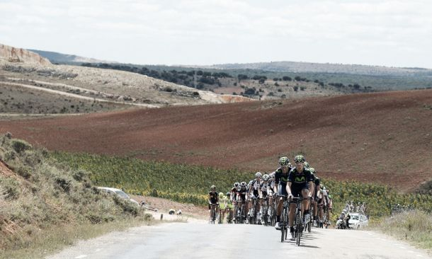 Previa   Vuelta a Burgos 2015: 1ª etapa, Santo Domingo de Silos - Ciudad Romana de Clunia