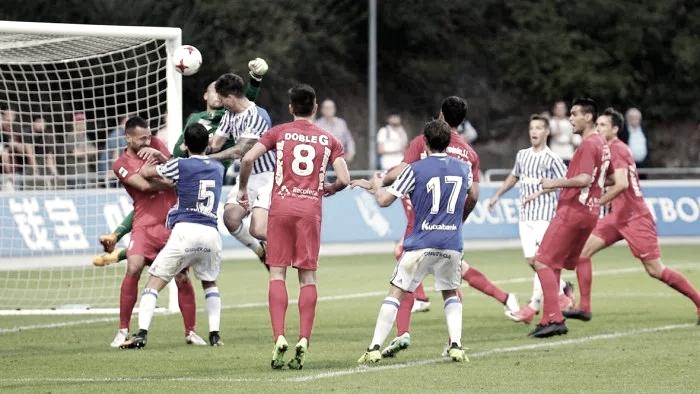 Previa Burgos CF - Real Sociedad B: momento candente, puntos necesarios