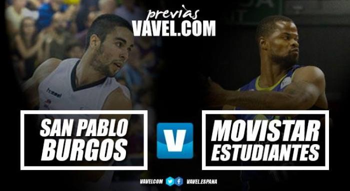 Previa San Pablo de Burgos – Movistar Estudiantes: objetivo primera victoria