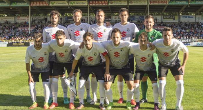 El tiempo de añadido fulmina al Burgos CF
