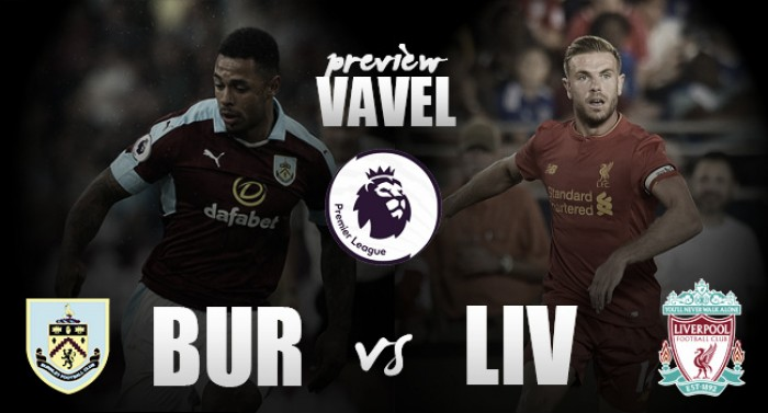 Burnley vs Liverpool Preview: Klopp's Reds looking to maintain winning start