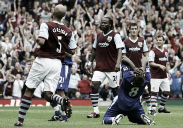 Burnley - Everton: duelo de necesitados con aspiraciones muy dispares