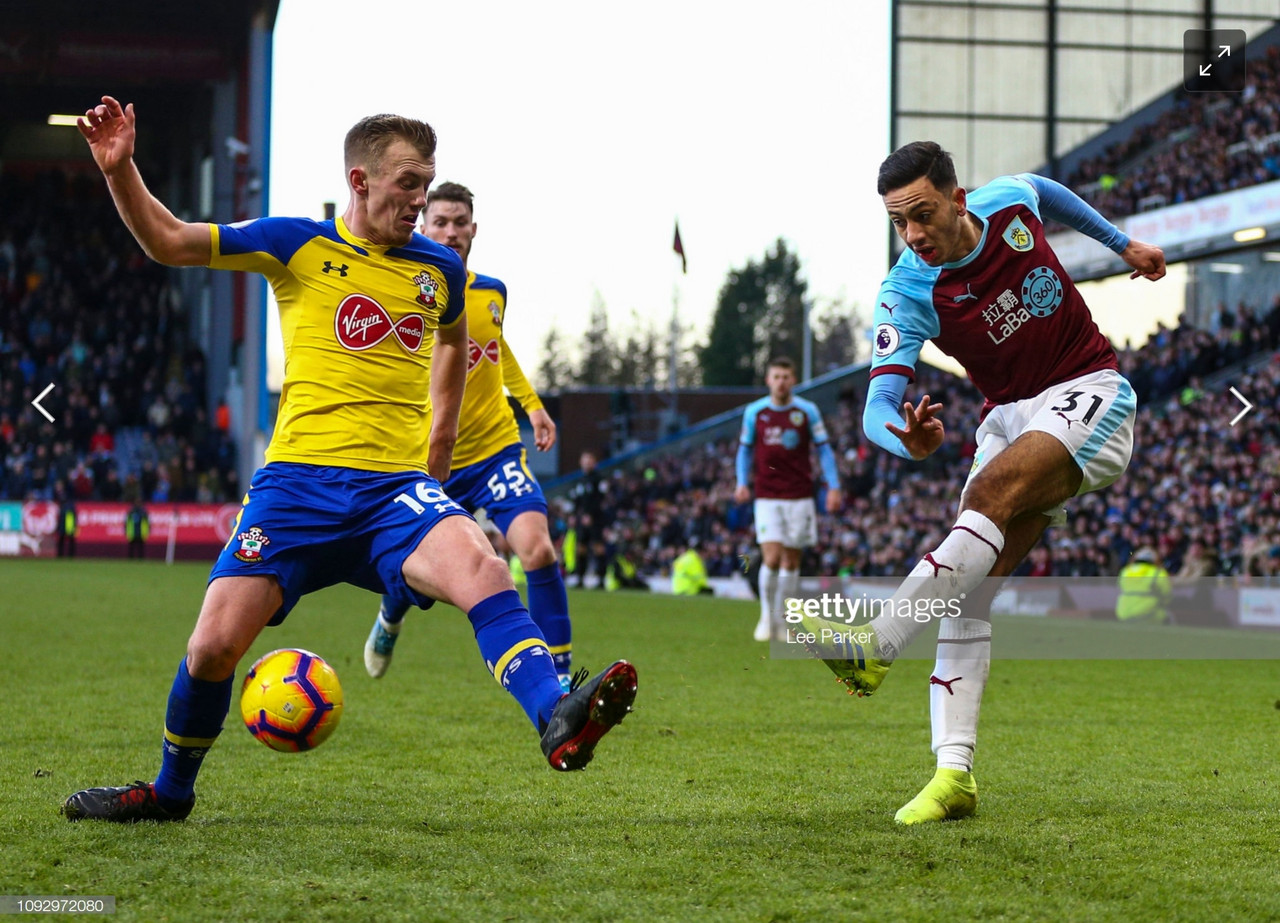 Burnley face a second successive opening game against Southampton