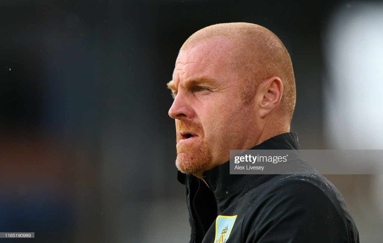 Dyche delighted with Burnley's resounding win over OGC Nice