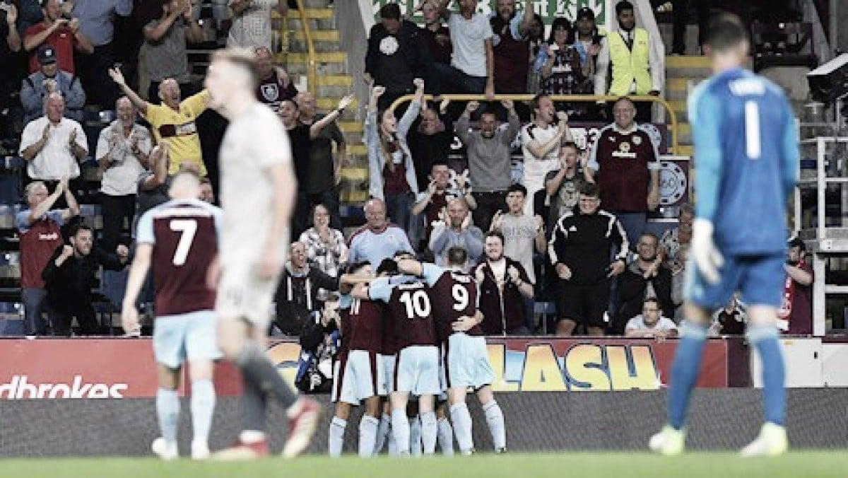 Burnley passa pelo Aberdeen na prorrogação e avança na Europa League