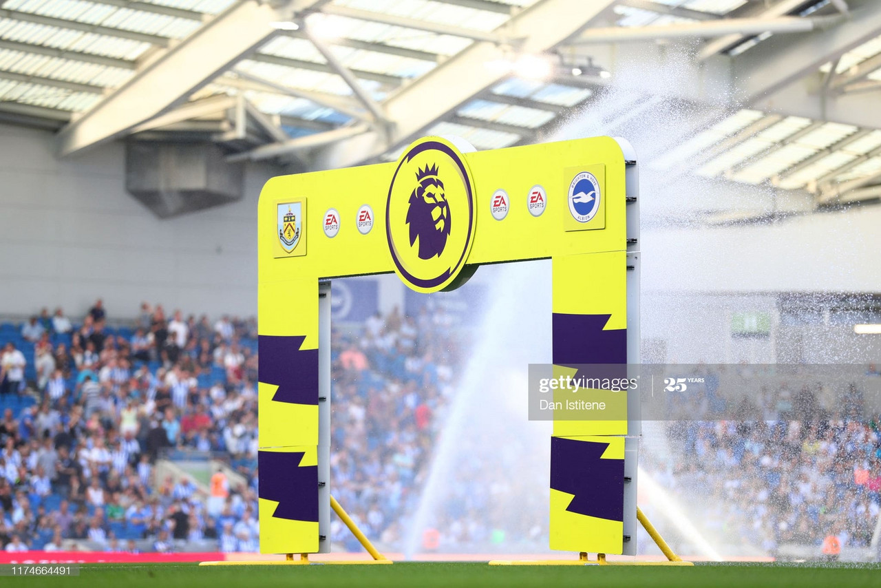 Burnley Brighton & Hove Albion preview: Clarets aiming for best points total