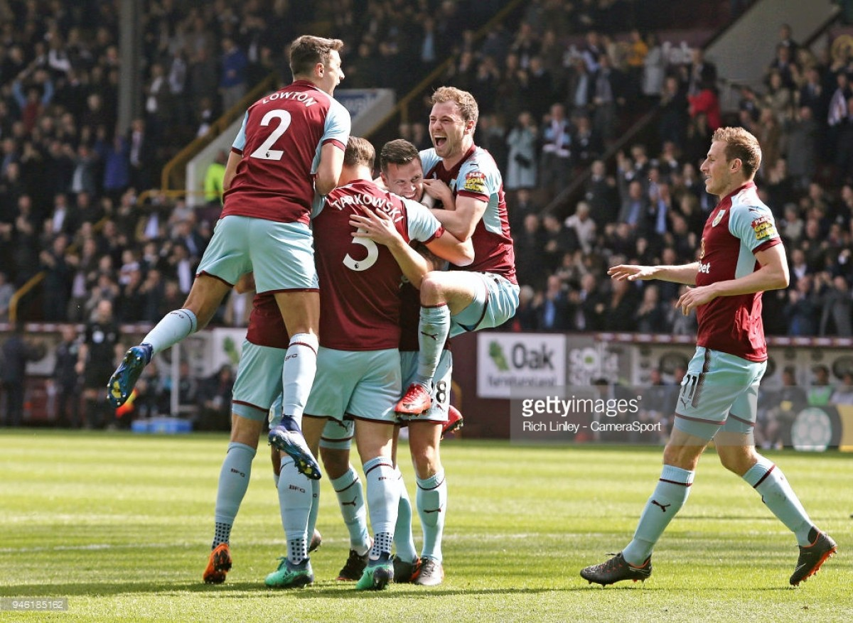 Burnley 2017-18 season review: Clarets shine in powering their way to Europe