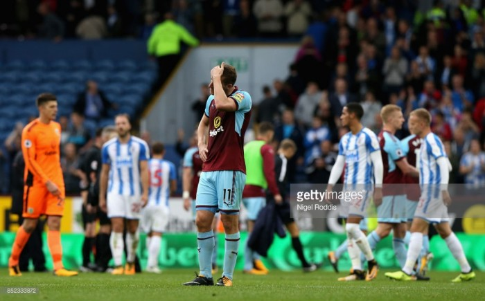 Burnley 0-0 Huddersfield Town: Clarets player ratings as they draw for second consecutive game