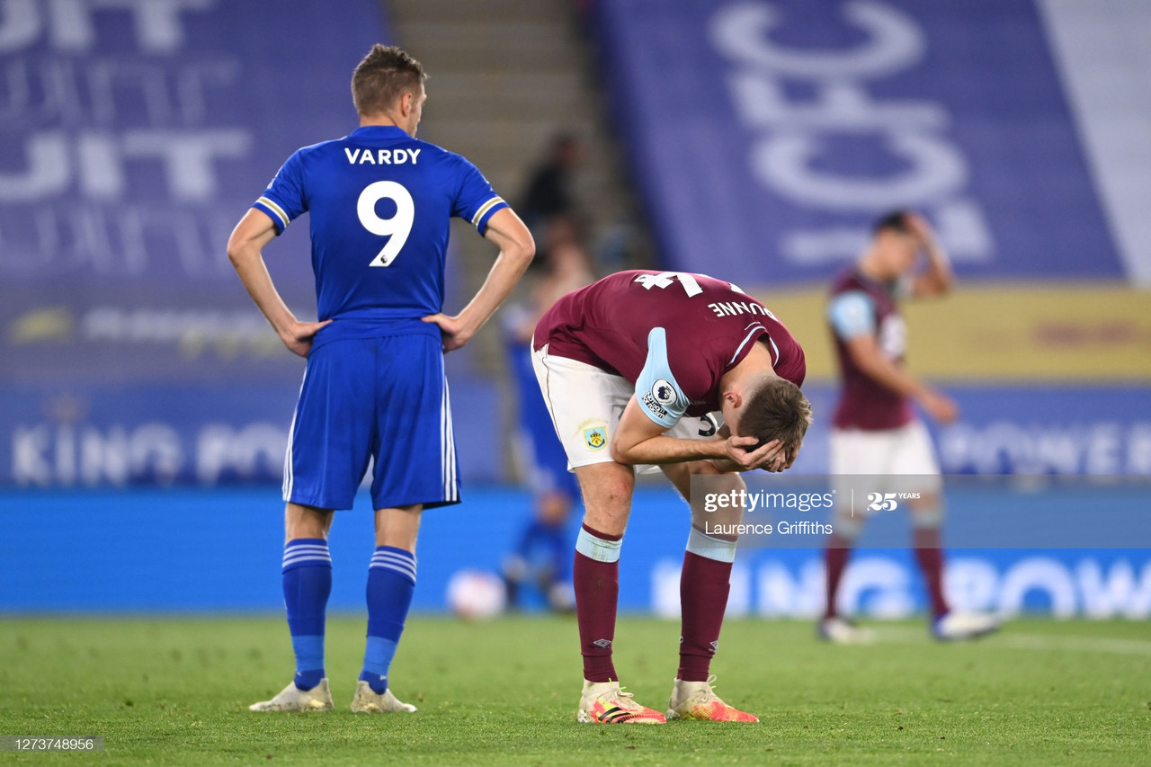 Leicester City 4-2 Burnley: A Statistical Analysis